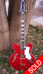 Eastwood Guitars - Eastwood Nashville 12
