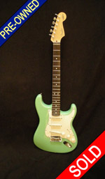 Fender Jeff Beck Strat
