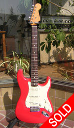 Fender Mark Knopfler Signature Strat