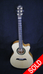 House Guitars - House GA Cutaway Deluxe