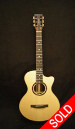 Lakewood Guitars - Lakewood A-32CP