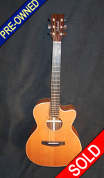 Lakewood M-14cp Preowned