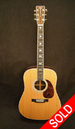 Martin Guitars - Martin D-40 (Used)