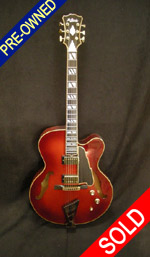 McCurdy Kenmare Archtop (used)