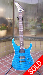 Robin Avalon Guitars - Robin Medley Exotic Top